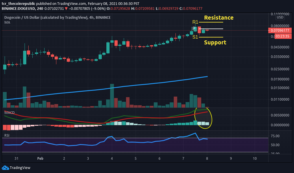 Dogecoin Price Analysis: DOGE Trending At Twitter With All-Time High ...